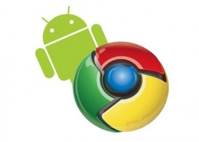 chrome android veloce