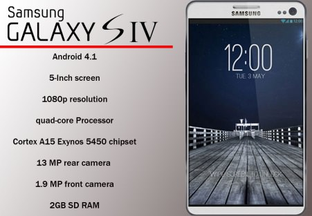 Samsung Galaxy SIV Specifiche_mini
