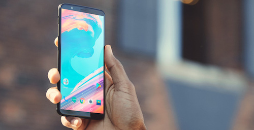 oneplus 5T ufficiale