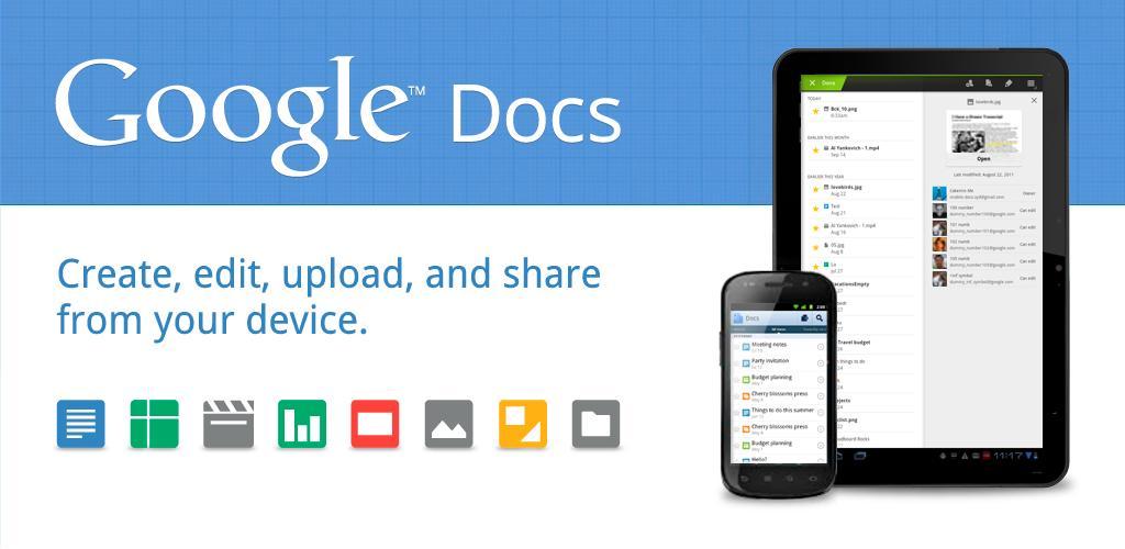 Google Docs implementa la modalità offline