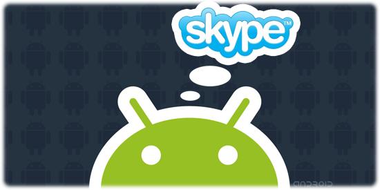 Come videochiamare con Skype su Android
