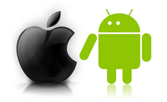 Tablet Android vs iPad