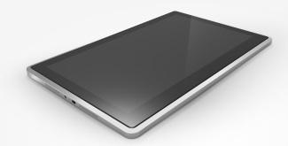 Vizio Tablet CES 2013