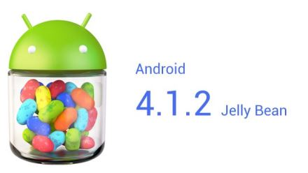 Android 412 Jelly Bean