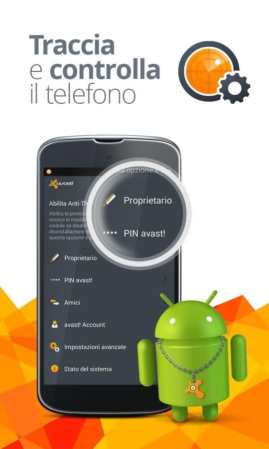 Avast! Free Mobile Security 4.0.7875 (gratuit) - Télécharger ...