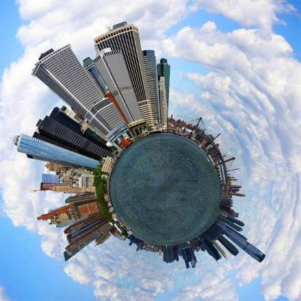 foto 360 gradi