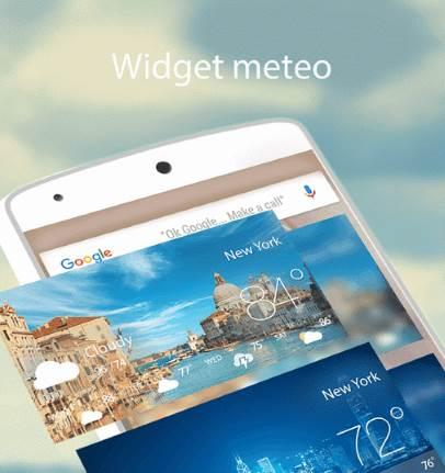 widget meteo