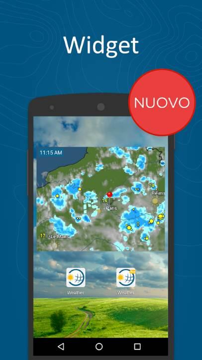 meteo radar previsioni