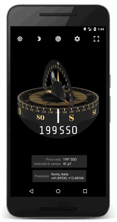 bussola-acciaio-3d