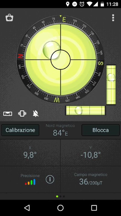 livella compass