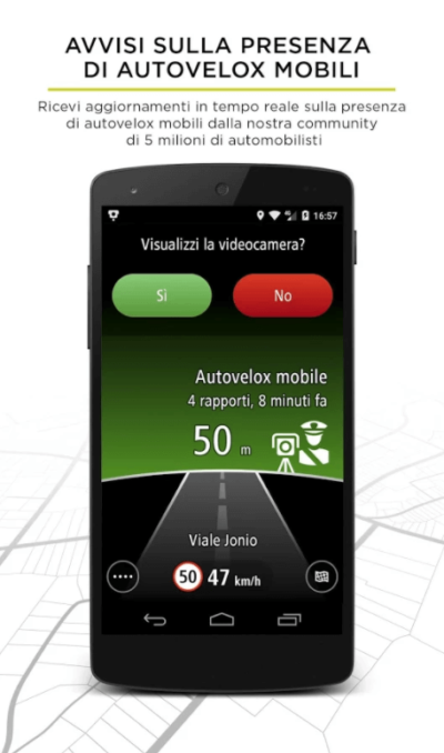 miglior autovelox android