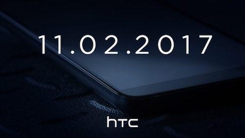 HTC U11 Plus presentazione