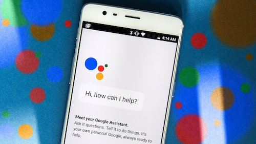 google assistant canzoni