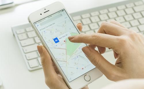 google maps valutazione