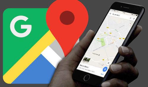 liste google maps