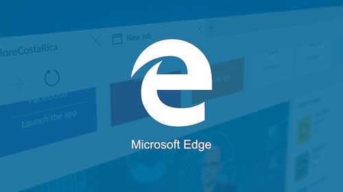 microsoft edge aggiornamento