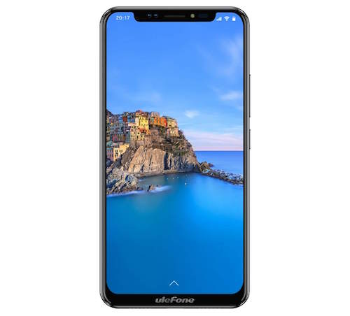 ulefone design iphone x