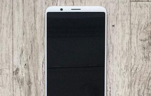 OnePlus 5T bianco