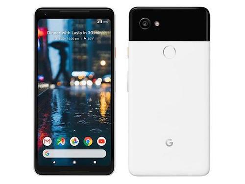 google pixel 2 xl sblocco