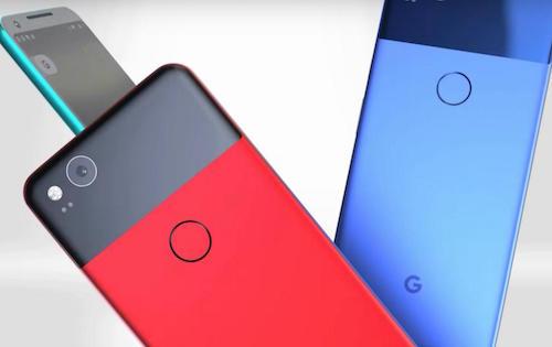 pixel 2 e 2 xl