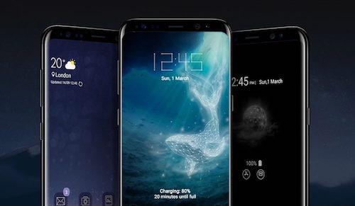 samsung galaxy s9 schermo