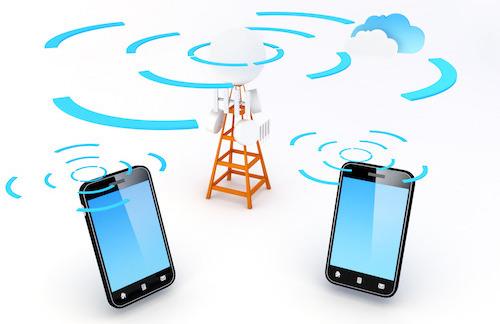 segnale di rete