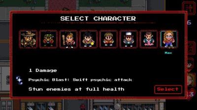 Risultati immagini per stranger things game personaggi