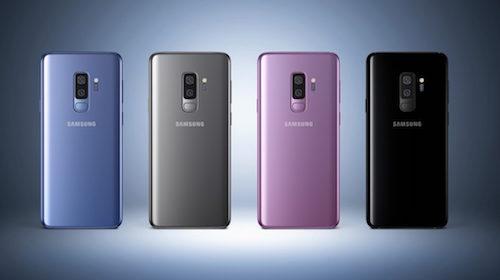 Samsung Galaxy S9 ufficiale