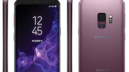 galaxy s9 viola