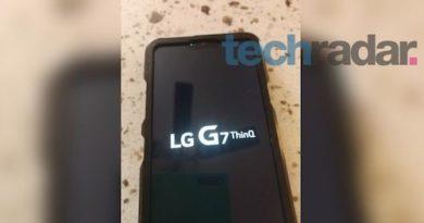lg g7 thinq foto