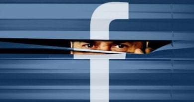 Facebook privacy post