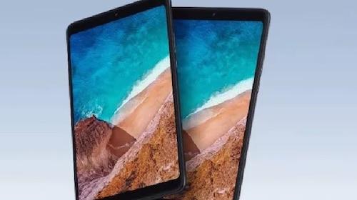 Xiaomi Mi Pad 4 render