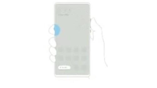 Xiaomi Mi MIX 3 design