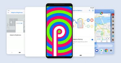 Android 9 Pie Huawei