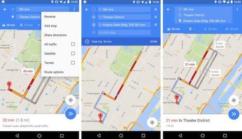 Mappe di Google