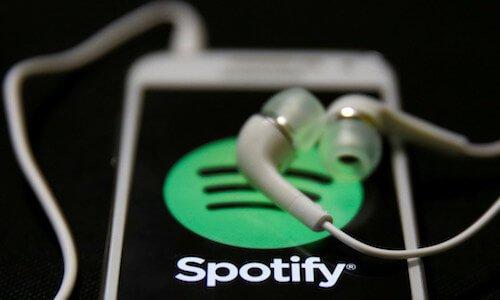 Spotify test