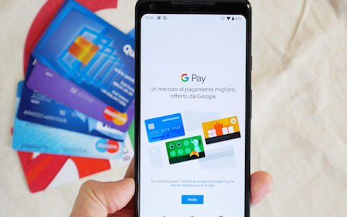 Google Pay in Italia