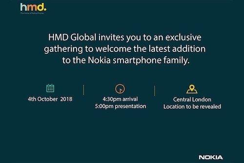 Invito Nokia
