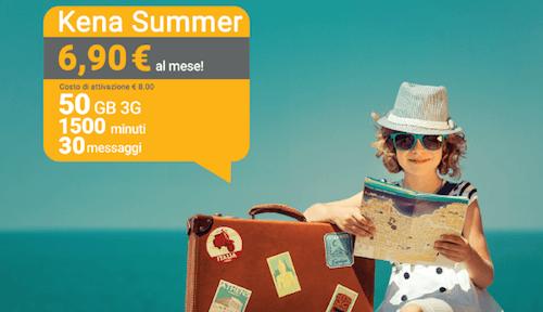Kena Summer offerta