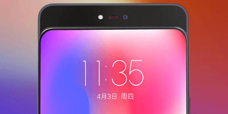 Lenovo Z5 Pro si mostra ufficialmente: display quasi totale
