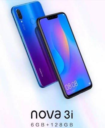 Nova 3i