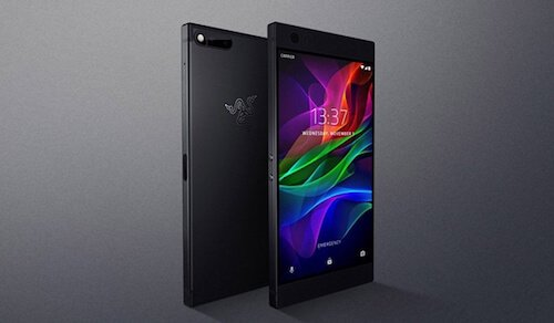 Razer Phone design