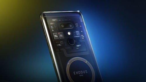 HTC Exodus 1 foto