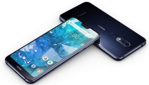 Nokia 7.1 Plus foto
