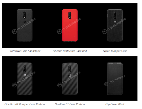 OnePlus 6T cover