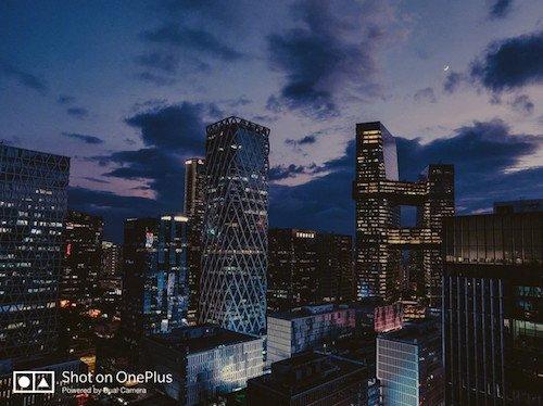 OnePlus 6T foto
