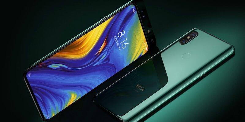 Xiaomi Mi Mix 3 ufficiale: 10GB di RAM e 5G nel 2019
