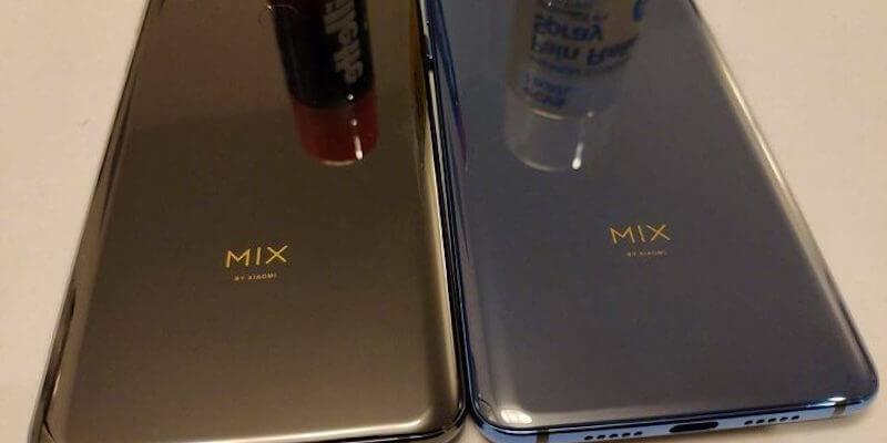 Xiaomi Mi Mix 3 avrà il supporto alla registrazione video a 960 fps
