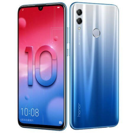 Honor 10 Lite render
