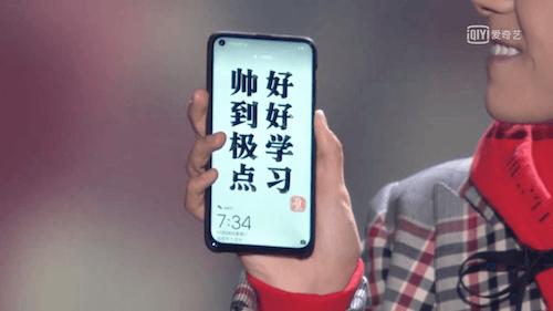 Huawei Nova 4 foto